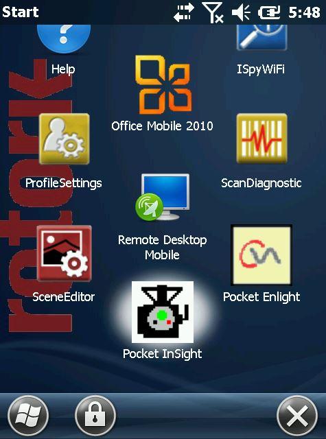 ecom App Library: ROTORK Pocket Apps