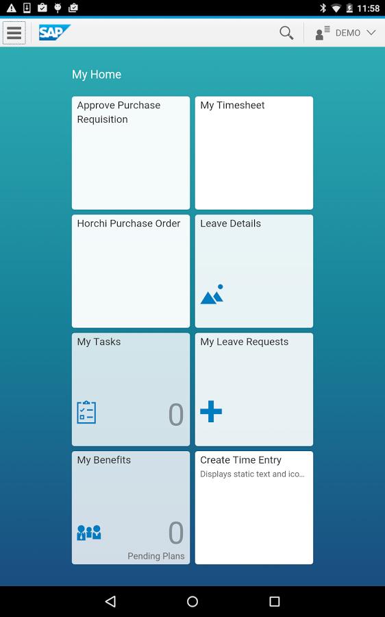 ecom App Library: SAP Fiori Client