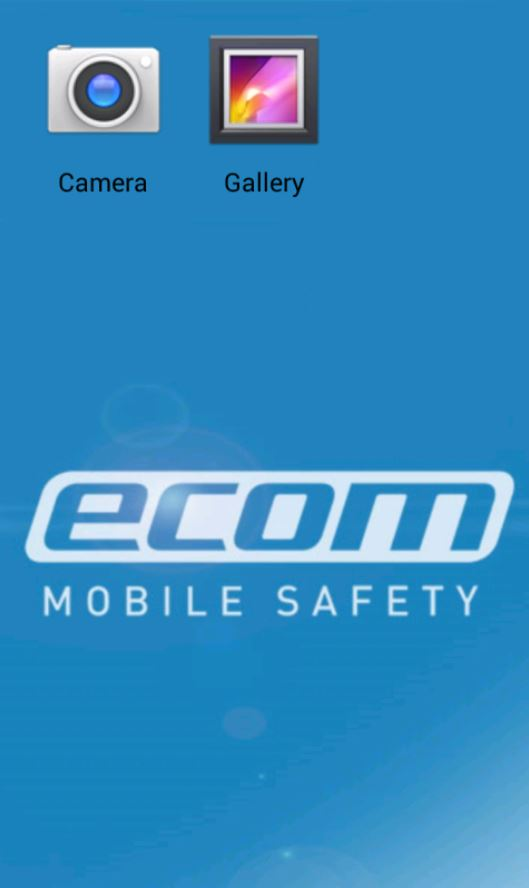 ecom App Library: CameraOnly Mode