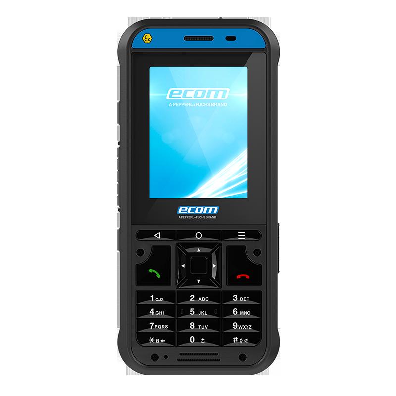 Ex-Handy 10 DZ1: Intrinsically safe feature phone for Zone 1/21