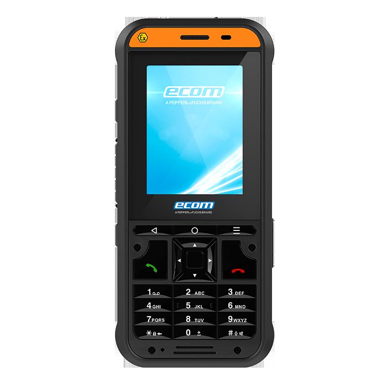 Ex-Handy 209: Cellulare certificato ATEX, IECEx & CSA