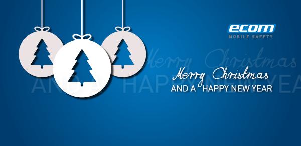21.12.2015: Fröhliche Weihnachten und ein glückliches neues Jahr!